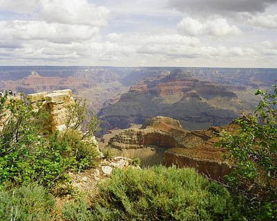 Photograph - Scenic Grand Canyon 8 by M K Miller