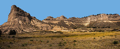 Photograph - Scenic Western Nebraska by Edward Peterson
