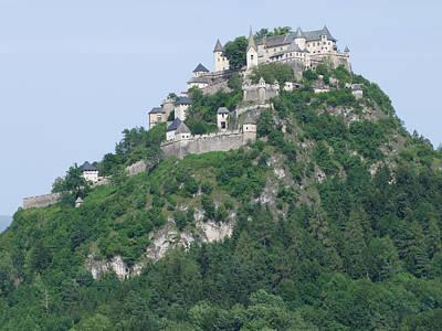 Schloss Hochosterwitz Austria  Art Print