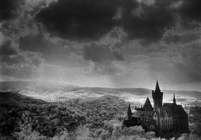 Photograph - Schloss Wernigerode by Simon Marsden
