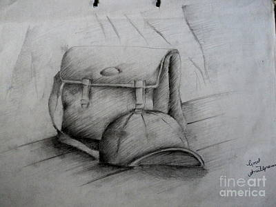Drawing - Still Life Study Drawing Practice by Tanmay Singh