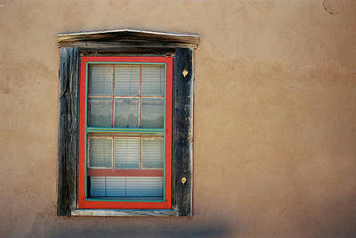 School House Window Art Print