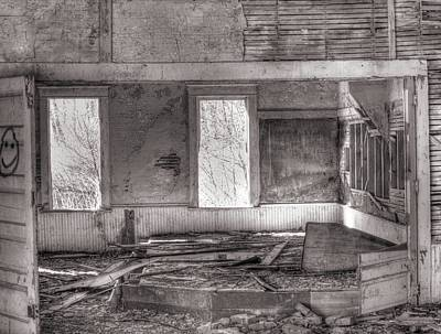 Photograph - Schools Out by HW Kateley