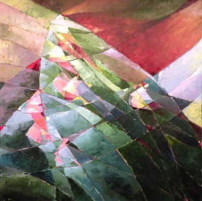 Painting - Scintillating by Yogendra  Sethi