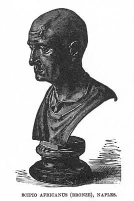 Scipio Africanus Print by Granger