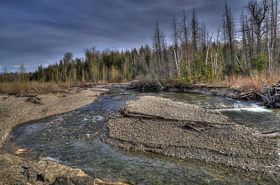 Photograph - Scotch Creek Bc by Sandra Sigfusson