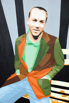 Painting - Scott by Michael Ringwalt