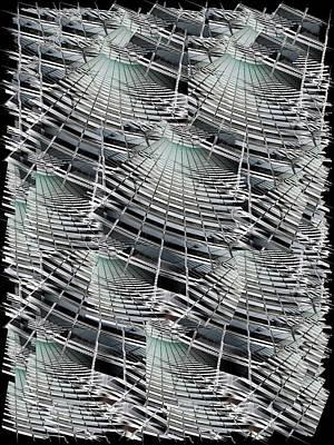 Scraper Art Print by Tim Allen