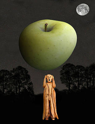 Scream World Tour Digital Art - Scream New York by Eric Kempson
