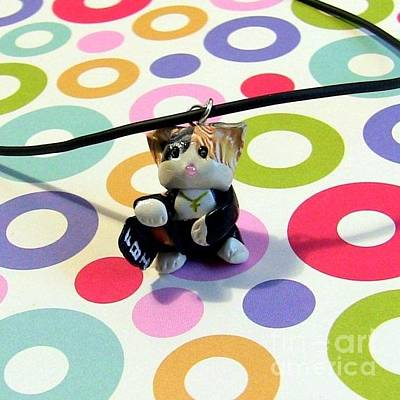 Jewelry - Scully Cat by Pet Serrano