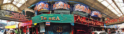 Photograph - Sea Club by Paul Rainwater