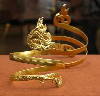 Sea Dragon Bracelet Art Print by Andonis Katanos