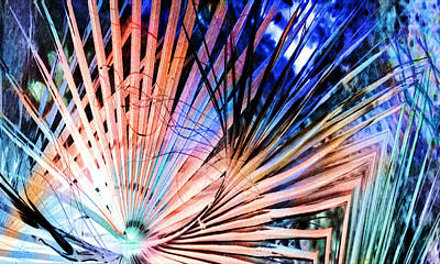 Digital Art - Sea Fan by Francesa Miller
