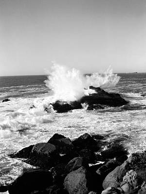 Photograph - Sea Ranch Coast by Jan W Faul