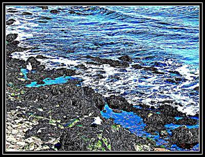 Photograph - Sea Scape-23 by Anand Swaroop Manchiraju