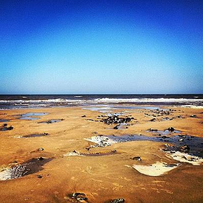 Norfolk Wall Art - Photograph - Sea Scape by Nathan Clarke