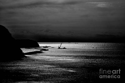Photograph - Sea Scene by Dean Harte