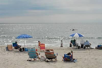 Sea Shore 107 Art Print by Joyce StJames