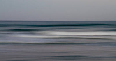 Abstract Beach Landscape Photograph - sea by Stelios Kleanthous