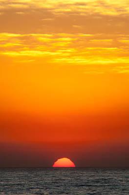 Photograph - Sea Sunrise by Alistair Lyne