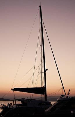 Sea Sunset Original by Ivan Vukelic