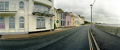 Photograph - Seafront Homes by Jan W Faul