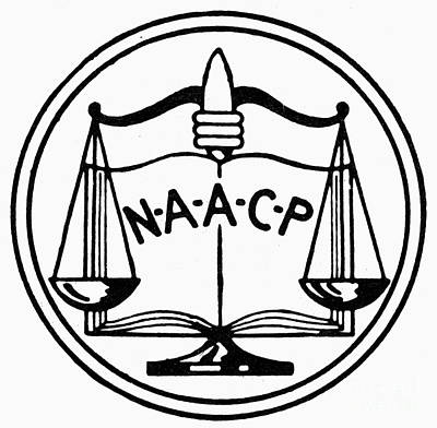 Seal: Naacp Art Print by Granger