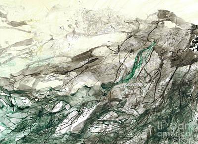 Seascape 04 Art Print by David W Coffin