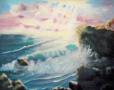 Painting - Seascape 1 by Joni McPherson