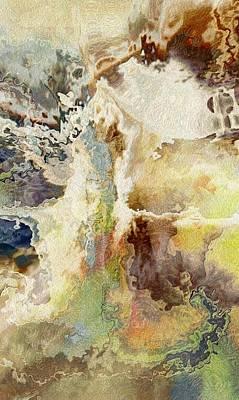 Digital Art - Seascape by Connie Dye
