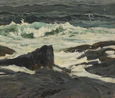 Seascape Art Print