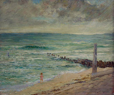 Painting - Seascape by Joe Michelli