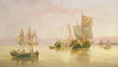 Cargo Painting - Seascape by Henry Redmore