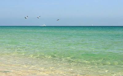 Photograph - Seascape by Michelle Constantine