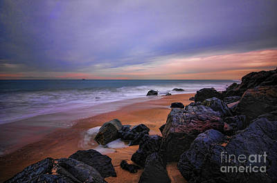 Seascape Art Print by Paul Ward