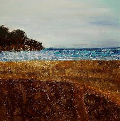 Painting - Seaside Oregon by J Von Ryan