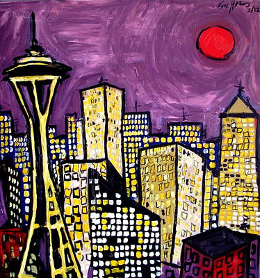 Seattle Original by Karl Haglund