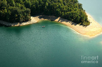Secluded Fishing Hole Art Print