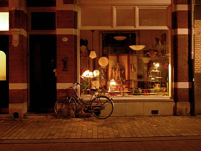 Photograph - Second Hand Shop by Nop Briex
