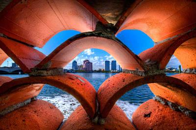 Photograph - Secret Keyhole by Debra and Dave Vanderlaan