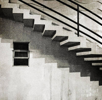 Spiral Wall Art - Photograph - Secret Passage by Linda Woods
