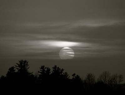 Photograph - Secret Sunset by Rhonda Jones