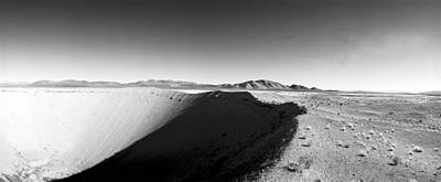 Photograph - Sedan Crater And Groom Lake Road by Jan W Faul