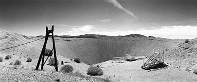 Photograph - Sedan Crater Nts by Jan W Faul
