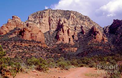 Sedona Arizona Photograph - Sedona 18 by Lezley Norris
