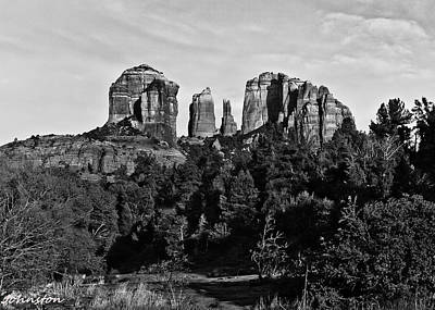 Photograph - Sedona Arizona by Bob and Nadine Johnston