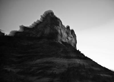 Photograph - Sedona Rock Zoom by Scott Sawyer