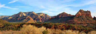 Photograph - Sedona Rocks by Lynn Bauer