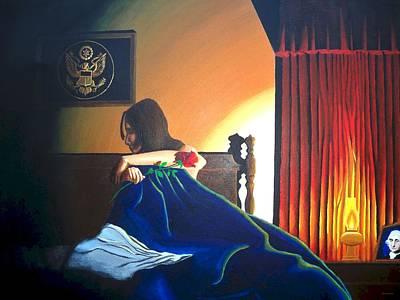 Seduced Art Print by Hershel Kysar