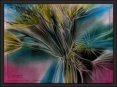 Pastel - Seedbundlecomp 2010  by Glenn Bautista